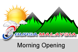 bursa morning update