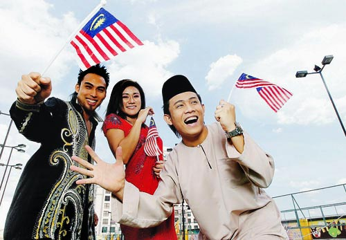 a short talk about malaysian patriotisme Record a short sharing video to talk your experience about company's product 4 - malaysia, chinese, korean, thailan, philippine asian european.