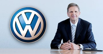 Volkswagen China CEO Jochem Heizmann