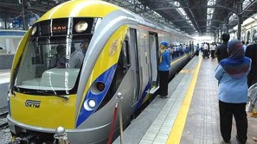 KTMB Trains