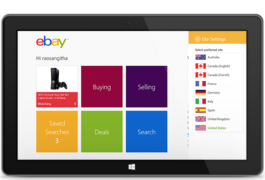 Ebay Launching Mobile App Advertising Business In Q4 Kinibiz