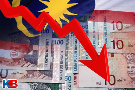 Ringgit Hits 16 Year Low On Pm Graft Allegations Kinibiz