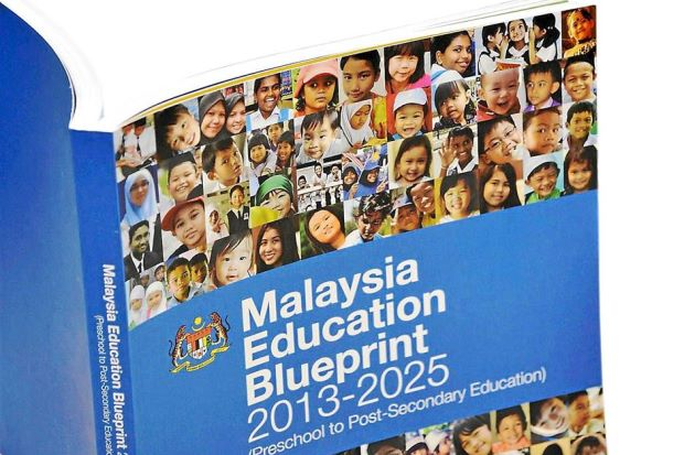 Higher education blueprint to be announced in march kinibiz malaysia education blueprint generic 2013 to 2025 malvernweather Gallery