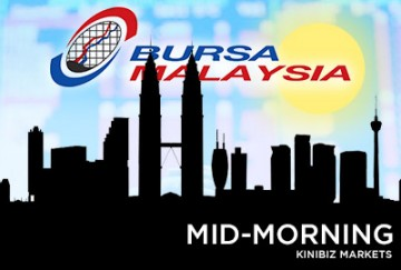 Markets Mid-morning Bursa Malaysia inside story 01