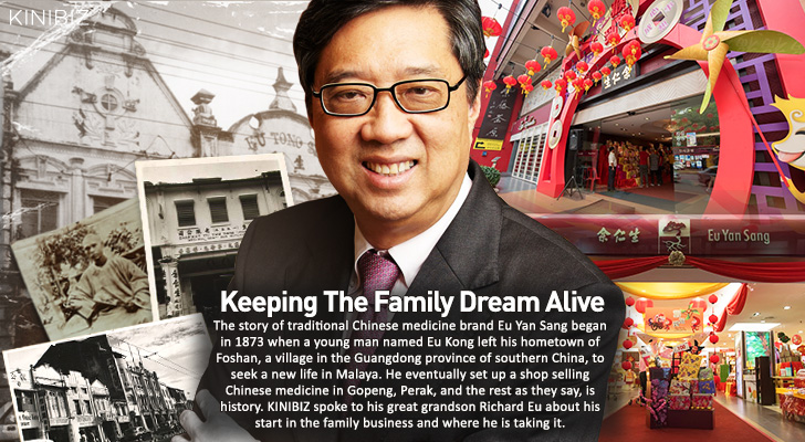 Keeping the family dream alive Eu Yan Sang issue inside story banner